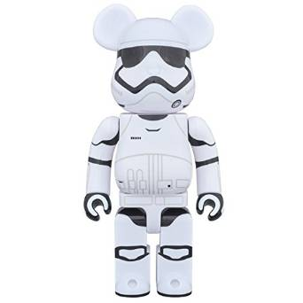 コレクション, フィギュア MEDICOM TOY 20th ANNIVERSARY EXHIBITION BERBRICK FIRST ORDER STORMTROOPER(TM) 400