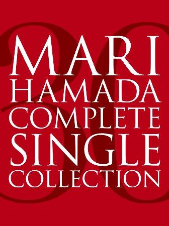 浜田麻里30th ANNIVERSARY MARI HAMADA ~ COMPLETE SINGLE COLLECTION ~(初回生産限定) CD+DVD, Limited Edition 新品:クロソイド屋