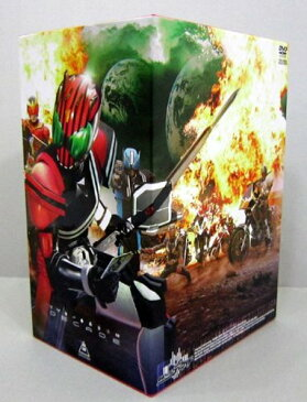 仮面ライダーディケイド DVD全7巻セット 新品