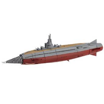 特撮リボルテック034 海底軍艦 轟天号 ノンスケール ABS&PVC製 塗装済み アクションフィギュア 海洋堂 新品画像