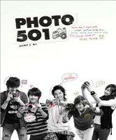 PHOTO501(SS501写真集+1DVD)スペシャルキットDVD新品