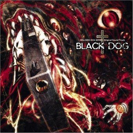 HELLSING OVA SERIES OST BLACK DOG サントラ CD 新品:クロソイド屋