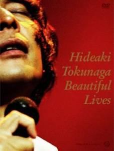 BEAUTIFUL LIVES【初回限定盤】 [DVD] 徳永英明 新品:クロソイド屋