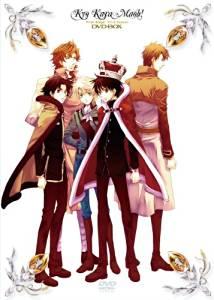 今日からマ王!DVD-BOX第一章Third Season(7巻組)[初回限定生産] 新品:クロソイド屋