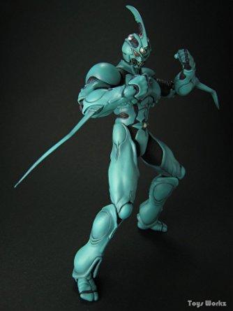 強殖装甲ガイバー ガイバーI アクションフィギュア マックスファクトリー 新品画像
