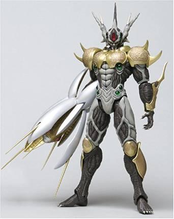 強殖装甲ガイバー BIO FIGHTER COLLECTION MAX 獣神将 ギュオー マックスファクトリー 新品画像