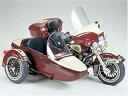 タミヤ 1/6 オートバイシリーズ No.18 ハーレー サイドカー プラモデル 16018新品