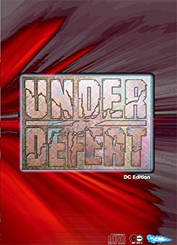 UNDER DEFEAT-Sound Tracks-DC Edition ゲーム・ミュージック CD 新品:クロソイド屋