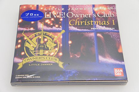 アンティークトイ, その他 LITTLE JAMMER PRO. LIVEOwners Club Christmas 1 Bandai