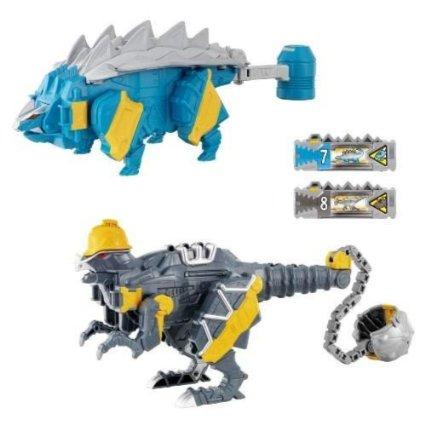 獣電戦隊キョウリュウジャー 獣電竜シリーズ03&04カンフーコンボセット バンダイ:クロソイド屋