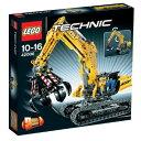 レゴ テクニック パワーショベル 42006 1