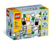 レゴ基本セットブロックドアと窓セット6117