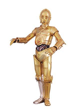 RAH リアルアクションヒーローズ スター・ウォーズ C-3PO 1/6スケール ABS&ATBC-PVC製 塗装済み可動フィギュア メディコム・トイ 新品:クロソイド屋