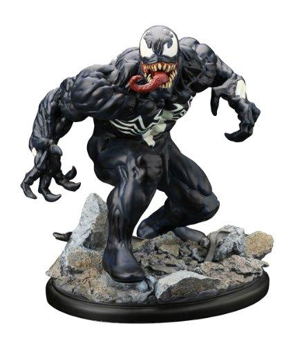 the AMAZING SPIDER-MAN ファインアートスタチュー ヴェノム アンバウンド  (1/6スケール コールドキャスト塗装済み完成品) 壽屋:クロソイド屋
