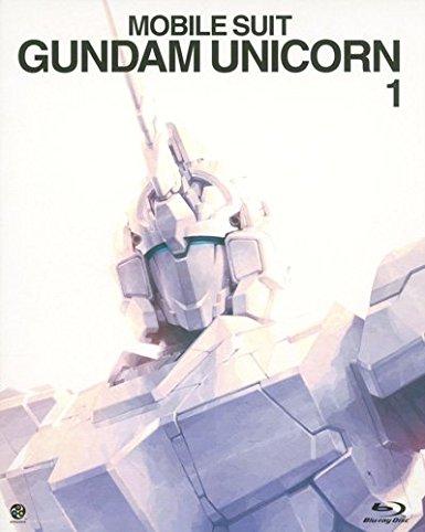 機動戦士ガンダムUC 1(ガンダム 35thアニバーサリー アンコール版) [Blu-ray] 内山昂輝  新品:クロソイド屋