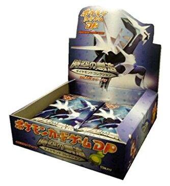 ポケモン カードゲーム DP 拡張パック 時空の創造ダイヤモンドコレクション BOX メディアファクトリー 新品