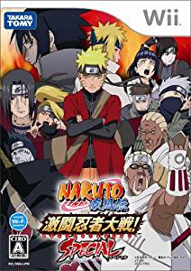 NARUTO-ナルト-疾風伝 激闘忍者大戦!SPECIAL Wii 新品