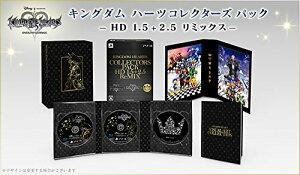 【e-STORE専売】キングダム ハーツ コレクターズパック -HD 1.5+2.5 リミック…
