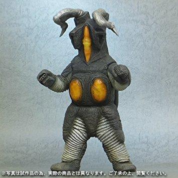 大怪獣シリーズ 「ゼットン二代目」 少年リック限定商品 エクスプラス 新品:クロソイド屋