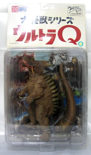 X-PLUS エクスプラス 大怪獣シリーズ ウルトラQ 地底怪獣パゴス(カラー版) 新品:クロソイド屋