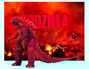 S.H.MonsterArts モンスターアーツ ゴジラ 2014 ポスターイメージVer. バンダイ 新品:クロソイド屋