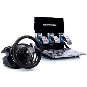 T500 RS GT RACING WHEEL 【正規保証品】【PlayStation (R) オフィシャルライセンス商品】【グランツーリスモ6推奨モデル】4160602