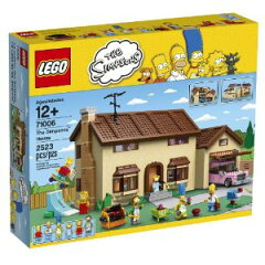 LEGO 71006 Simpsons The Simpsons House レゴ シンプソン