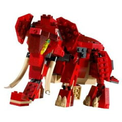 レゴ クリエイター トリケラトプス 4892