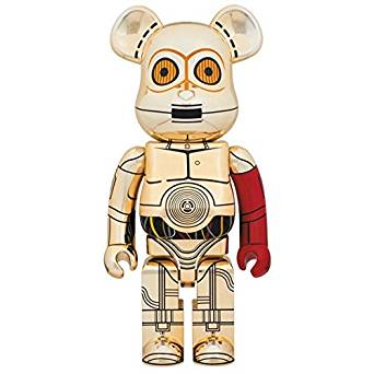 コレクション, フィギュア BERBRICK C-3PO(TM) THE FORCE AWAKENS Ver. 1000