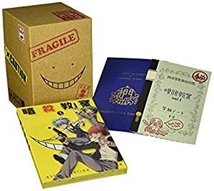 暗殺教室 (初回生産限定版) 全8巻Blu-rayセット 新品