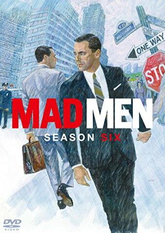 マッドメン シーズン6(ノーカット完全版)DVD-BOX 新品 マルチレンズクリーナー付き