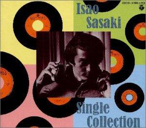 CD-BOX Isao Sasaki Single Collection 佐々木功 新品 マルチレンズクリーナー付き