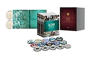 WBTV60周年記念 ER 緊急救命室 コンプリート DVD BOX(初回限定生産) 新品 マルチレンズクリーナー付き