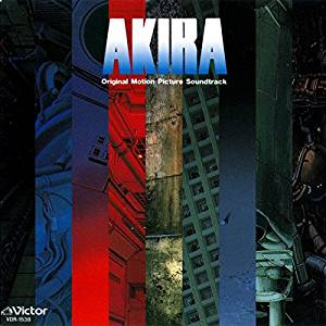 AKIRA Original Motion Picture Soundtrack サントラ CD 新品:クロソイド屋