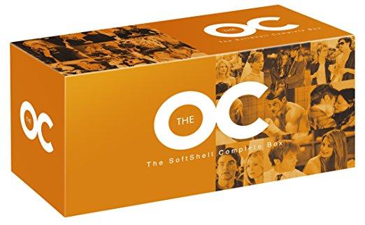 The OC 〈シーズン1-4〉 コンプリートDVD BOX(45枚組) [初回限定生産] ミーシャ・バートン 新品:クロソイド屋