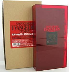 NEON GENESIS EVANGELION DVD-BOX 緒方恵美 庵野秀明 新品:クロソイド屋