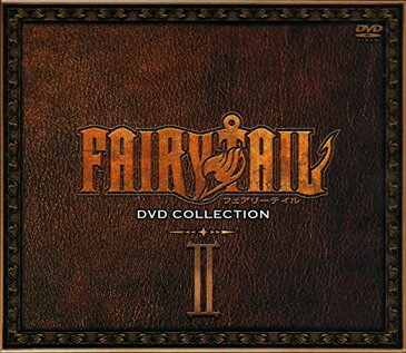 FAIRY TAIL DVD COLLECTION 2 新品