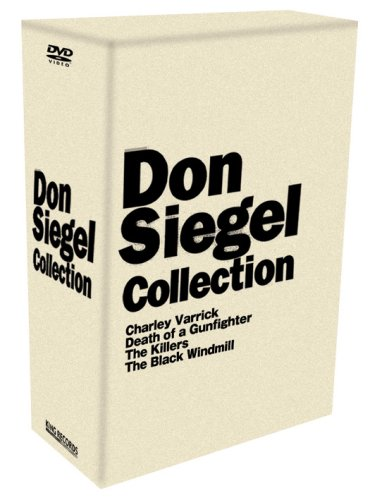 ドン・シーゲル コレクションDVD-BOX ウォルター・マッソー 新品 マルチレンズクリーナー付き:クロソイド屋