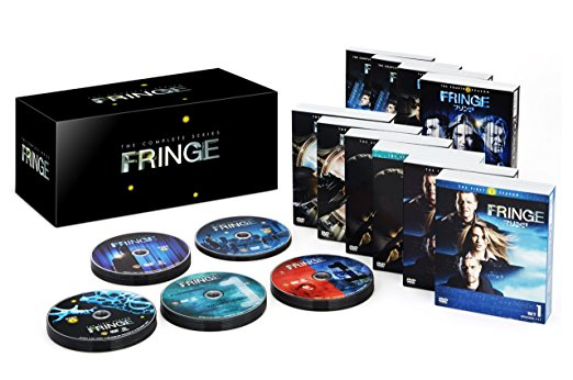 FRINGE/フリンジ 〈シーズン1-5〉 コンプリートDVD BOX Soft Shell(初回限定生産/50枚組) アナ・トーヴ 新品:クロソイド屋