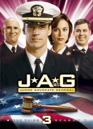 JAG 犯罪捜査官ネイビーファイル シーズン3日本語完全版 [DVD] 新品:クロソイド屋