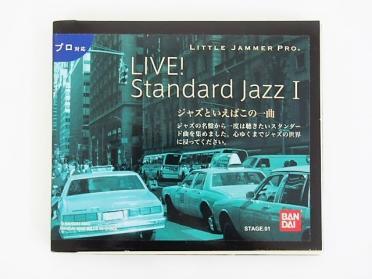 アンティークトイ, その他 LITTLE JAMMER PRO. ROM STAGE 01 LIVE!Standard JazzI