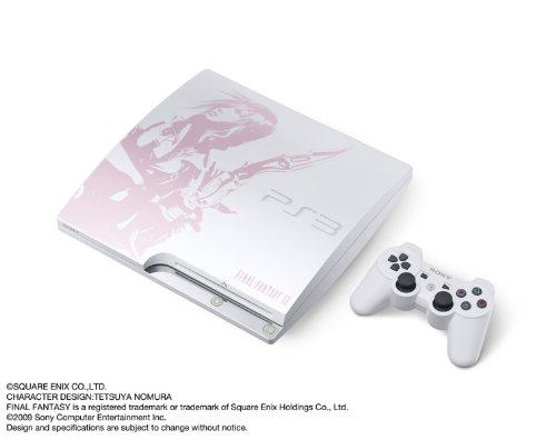 PlayStation 3 (250GB) FINAL FANTASY XIII LIGHTNING EDITION (CEJH-10008) 【メーカー生産終了】 新品