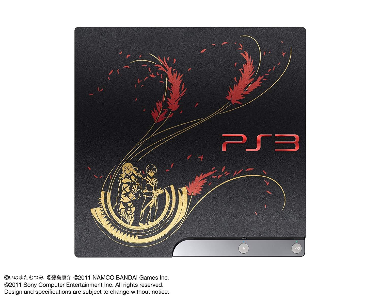 PlayStation 3 (160GB) TALES OF XILLIA X Edition (CEJH-10018) 新品