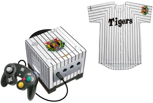 ニンテンドーゲームキューブエンジョイプラスパック 阪神タイガース 2003優勝記念モデル【メーカー生産終了】新品