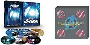 .co.jp  アベンジャーズ:4ムービー・アッセンブル ブルーレイ+DVD+デジタルコピー+MovieNEXワールド (オリ
