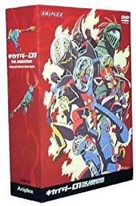 キカイダー01THEANIMATIONコレクターズDVD-BOX元永慶太郎マルチレンズクリーナー付き新品