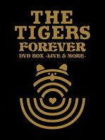 ザ・タイガースフォーエヴァーDVDBOX-ライヴ&モア-(初回プレス限定生産商品)新品マルチレンズクリーナー付き