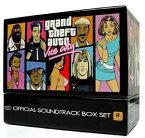 グランドセフトオート:ヴァイスシティ、公式サウンドトラックボックスセット CD 新品 マルチレンズクリーナー付き