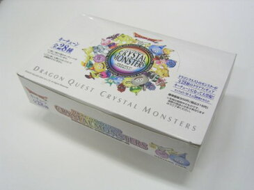 ドラゴンクエスト クリスタルモンスターズ BOX スクウェア・エニックス (新古品)(経年劣化につき外箱に擦れ傷などのダメージあり)