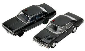 トミカリミテッド ヴィンテージ NEO 西部警察13 セドリック覆面パトカー230型/330型 2台セット